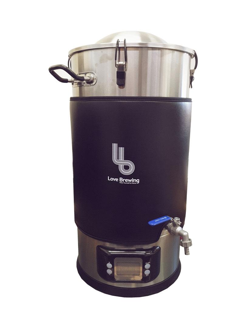Spiritworks Boiler with SS Copper Turbo 500 Condenser (T500)