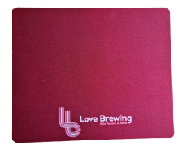 Love Brewing Mouse Mat