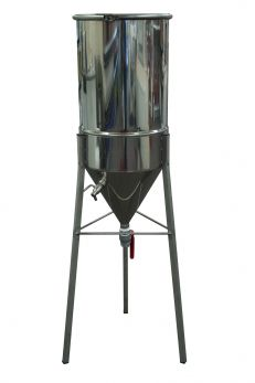 30 Litre Conical Fermenter with Stand