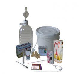 6 Bottle (4.5 Litre) Wine Press Starter Kit