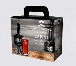 Woodforde's Admirals Reserve Beer Kit