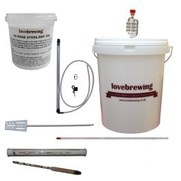 Love Brewing All Purpose Starter Pack