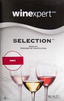 Winexpert Selection Nebbiolo (Barolo) Wine Kit