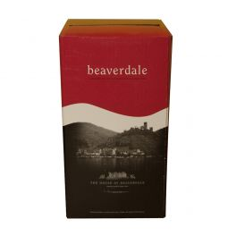 Beaverdale 30 Bottle Red Wine Kit - Cabernet Shiraz