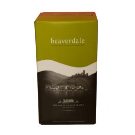 Beaverdale 30 Bottle White Wine Kit - Pinot Grigio