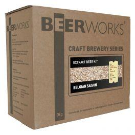 Belgian Saison - Beerworks Part Grain