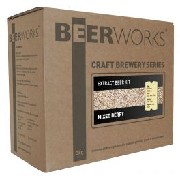 Mixed Berry - Beerworks Part Grain
