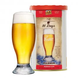 Thomas Coopers Selection - 86 Days Pilsner