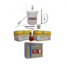 beerworks-southern-gold-digger-lager-superior-starter-bundle-with-bottles