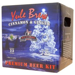 Bulldog Brews Yule Brew Cinnamon and Ginger Beer Kit