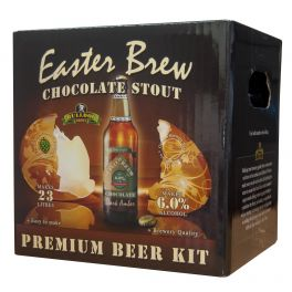 Bulldog Brews Easter Brew Chocolate Stout