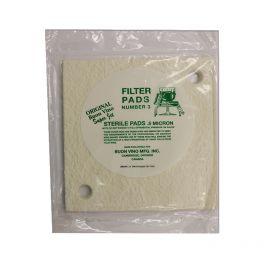 Buon Vino ***SUPER JET*** - No. 3 Filtraction Pads Sterile .5 Micron