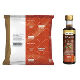 Still Spirits Liqueurs - Creme de Cacao (With Base C)