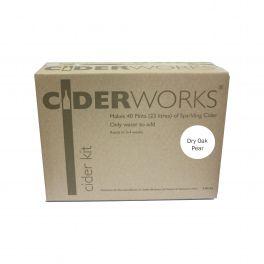 Ciderworks Dry Oak Pear Cider