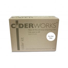 Ciderworks Dry Oak Pear Cider