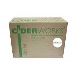 Ciderworks Elderflower Cider Kit