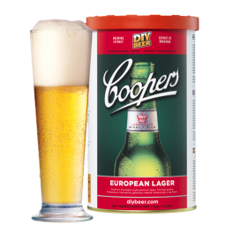 Coopers International - European Lager