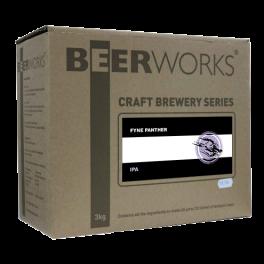 Fyne Panther IPA - Beerworks Craft Brewery Series