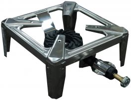 Gas Burner with Pot Stand (Sml)