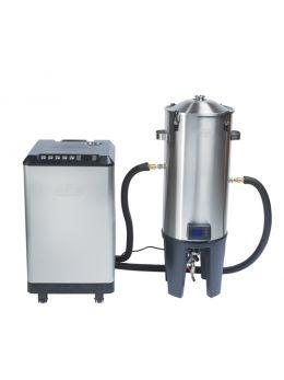 Grainfather - Conical Fermenter, Dual Valve Tap, Temperature Controller & Glycol Chiller Bundle