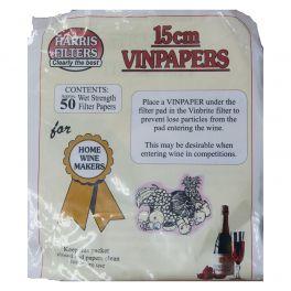 harris vinpapers 15cm x 50
