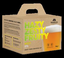 Muntons Flagship HAZY ZESTY FRUITY IPA