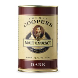 Coopers Malt Extract - Dark Liquid Malt 1.5kg