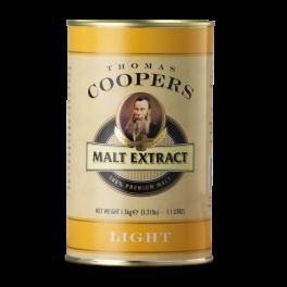 Coopers Malt Extract - Light Liquid Malt 1.5kg