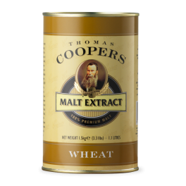Coopers Malt Extract - Wheat Liquid Malt 1.5kg