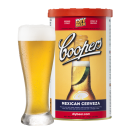 Coopers International - Mexican Cerveza