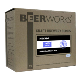 American Nevada Superior Indian Pale Ale LE -  Beerworks Craft Brewery Series