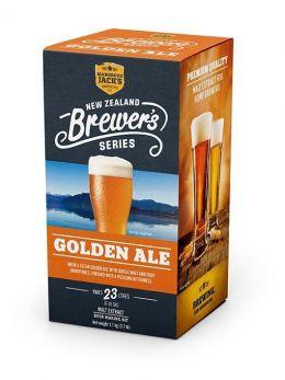 MJ New Zealand Brewers Series Golden Ale  - 23ltr