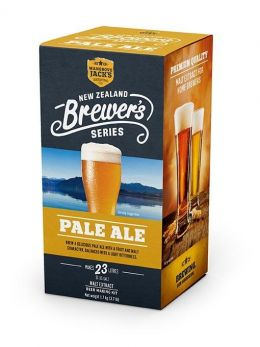 MJ New Zealand Brewers Series Pale Ale  - 23ltr