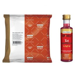 Still Spirits Liqueurs - Red Sambuca (With Base A)