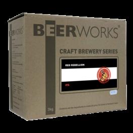 Red Rebellion IPA - Beerworks Craft Brewery Series