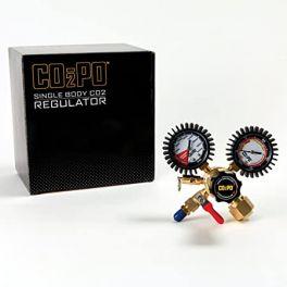 CO2POSingle body regulator