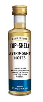 top shelf flavour additives astringent notes