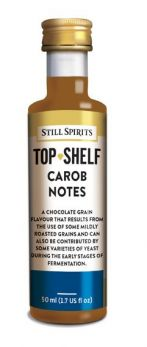 top shelf flavour additives carob notes