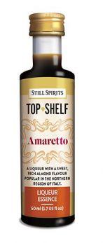 Still Spirits Liqueurs Amaretto