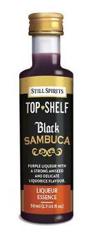Still Spirits Liqueurs Black Sambuca