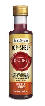 Still Spirits Liqueurs Dictine