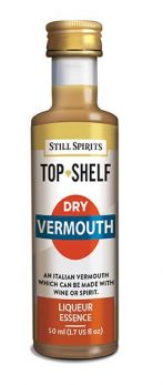 Still Spirits Liqueurs Dry Vermouth (No Base Required)