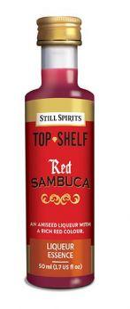 Still Spirits Liqueurs Red Sambuca