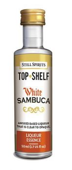 Still Spirits Liqueurs White Sambuca