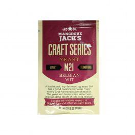 Mangrove Jack's Craft Series Yeast - Belgian Wit M21