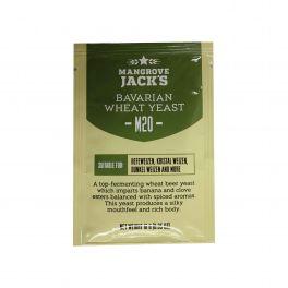 Mangrove Jack's Craft Series Yeast - Bavarian Wheat M20