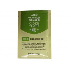 Mangrove Jack's Craft Series Yeast - Cider M02