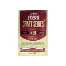 Mangrove Jack's Craft Series Yeast - French Saison Ale M29