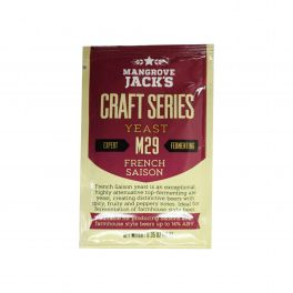 Mangrove Jack's Craft Series Yeast - French Saison Ale M29
