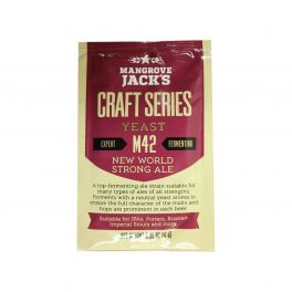Mangrove Jack's Craft Series Yeast - New World Strong Ale M42